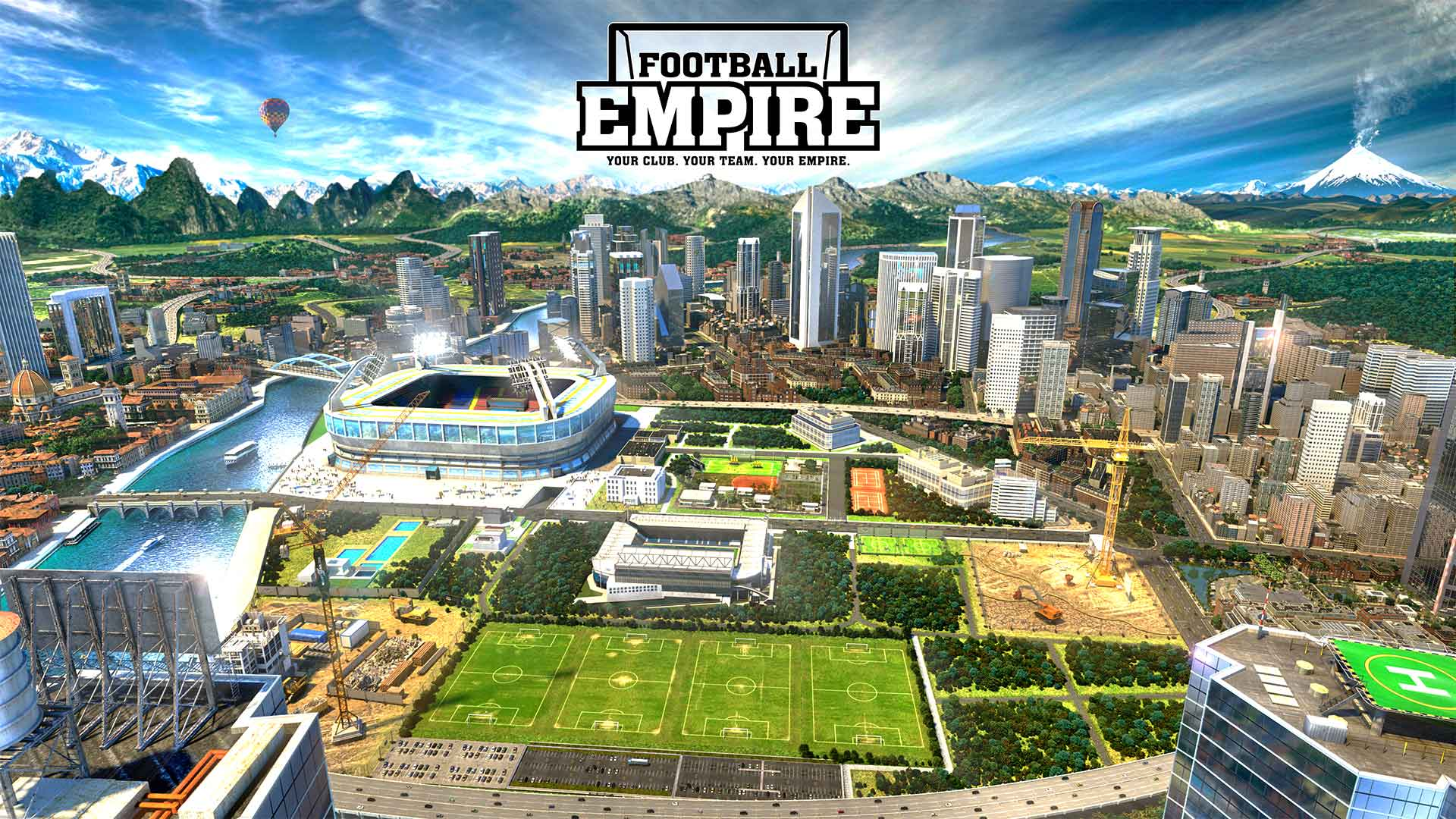 Football Empire_KeyArt